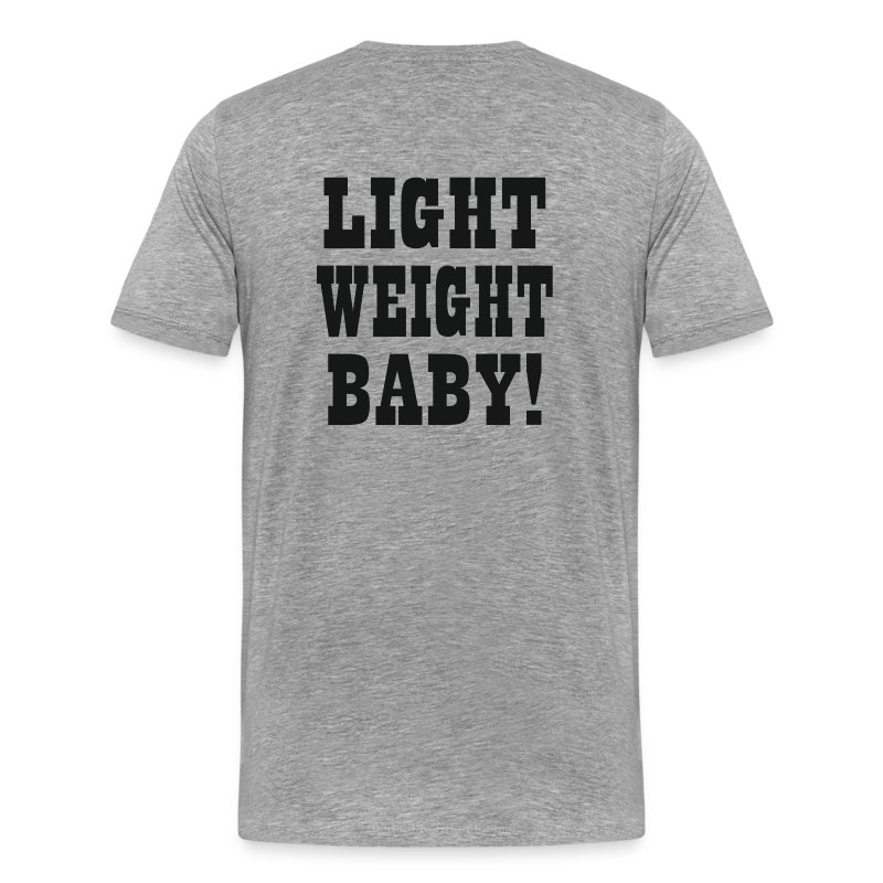 Männer Premium T-Shirt - Light Weight Baby