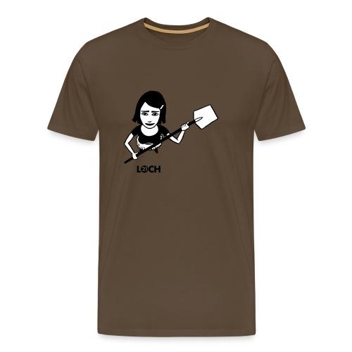 Grab mit! - Männer Premium T-Shirt