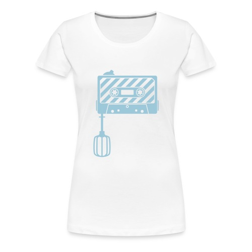 Mixtape - Women's Premium T-Shirt