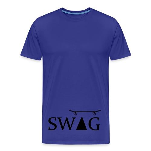Camiseta Adulto SWAG By IMT SHOP (IvanMoraTroya Shop) - Camiseta premium hombre