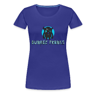 T-Shirts ~ Women's Premium T-Shirt ~ Ownage Pranks Logo Shirt