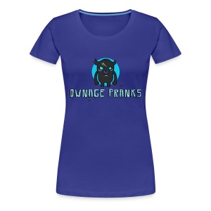 Ownage Pranks Logo Shirt  - Women's Premium T-Shirt