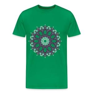 Freudentanz I - Mandala I - Männer Premium T-Shirt