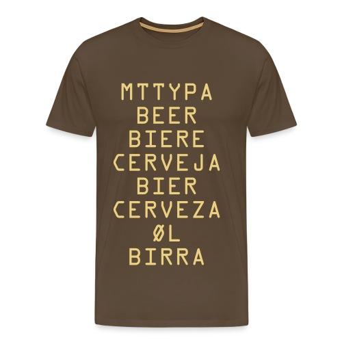 Mttypa - Men's Premium T-Shirt