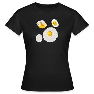 Classic eggs - Women's T-Shirt