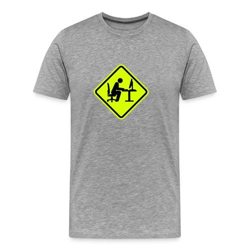 Geek Computer - Männer Premium T-Shirt