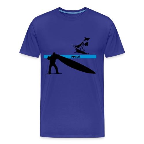 T-shirt stampa flex - Maglietta Premium da uomo