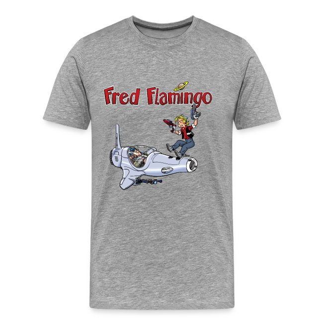 Fred Flamingo T-Shirt