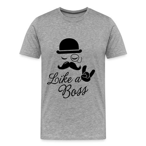 Like BOSS - T-shirt Premium Homme