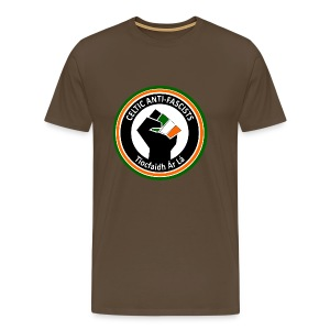 Celtic Anti Fascists - Men's Premium T-Shirt