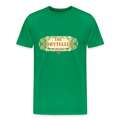 Storytellers Shirt - Männer Premium T-Shirt