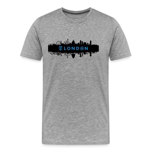 London Resistance (light) - Men's Premium T-Shirt