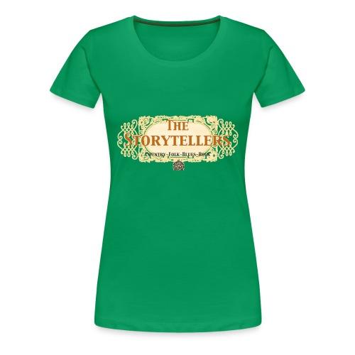 Storytellers Shirt - Frauen Premium T-Shirt