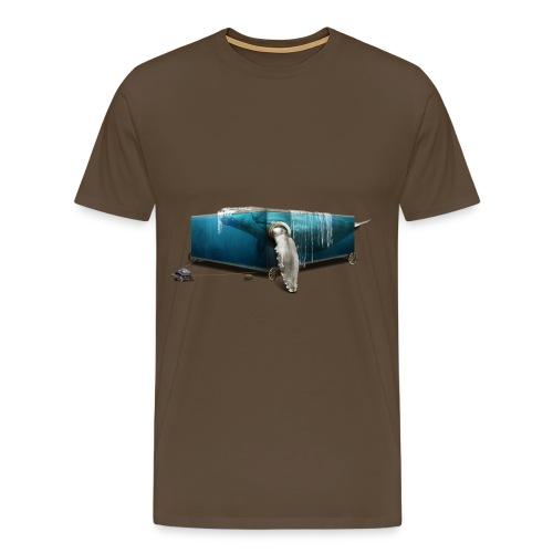 heavy load - Männer Premium T-Shirt