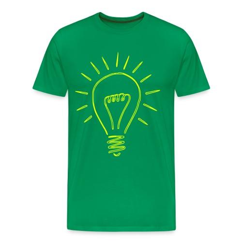 Et la lumière fût! - T-shirt Premium Homme
