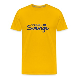 BBB Team Sverige (m) - Men's Premium T-Shirt