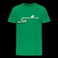 T-Shirts ~ Männer Premium T-Shirt ~ Herrenshirt Band