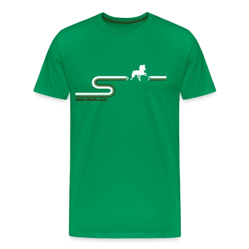 Herrenshirt Band - Männer Premium T-Shirt
