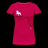 T-Shirts ~ Frauen Premium T-Shirt ~ DamenshirtRock'n'Tölt 2F sorbet