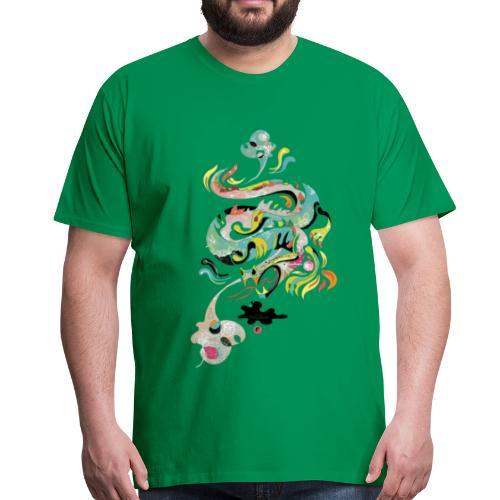 Dragon Pearl (Mens) - Men's Premium T-Shirt