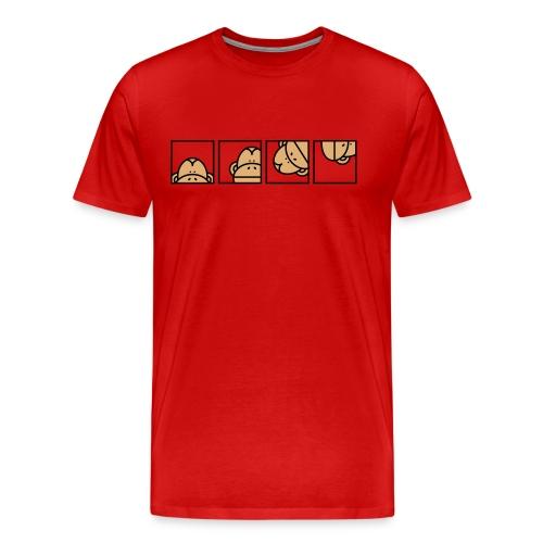 Monkey Business - Men's Premium T-Shirt