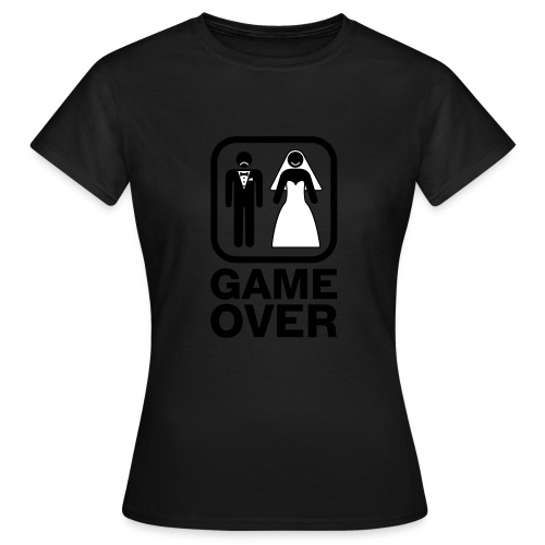 Love OVER - T-shirt Femme