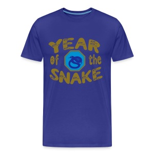 YEAR OF THE SNAKE - T-shirt Premium Homme
