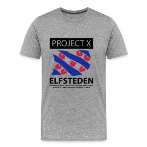 Project X Elfsteden - Mannen Premium T-shirt