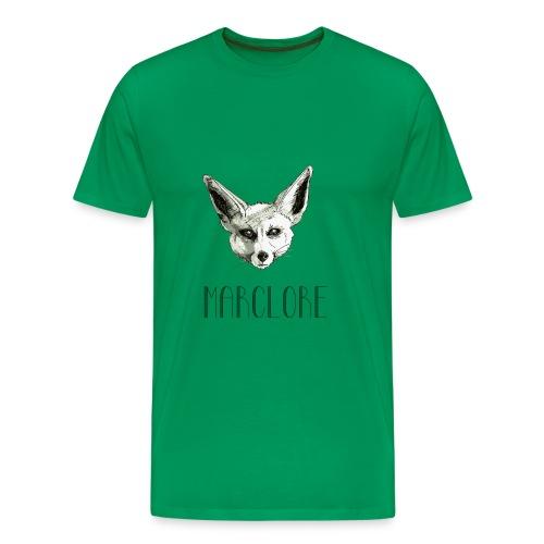 Marclore Fennec homme - T-shirt Premium Homme