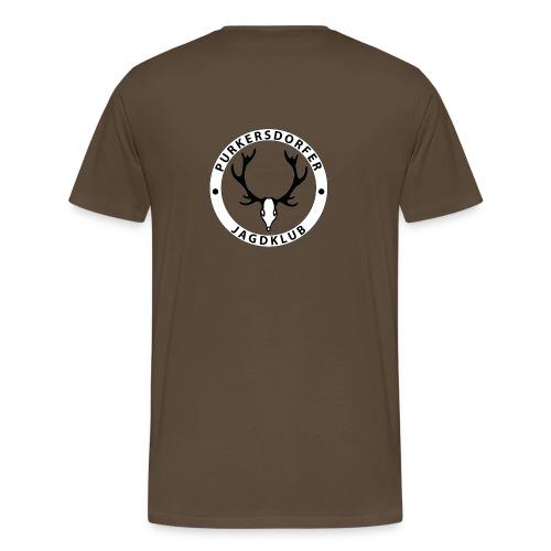 Herren T-Shirt PJK - Männer Premium T-Shirt