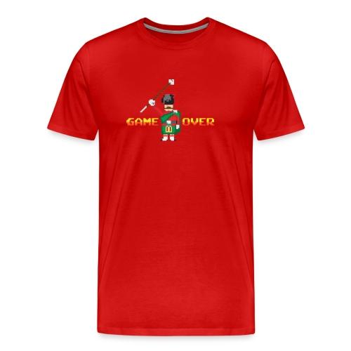 Game Over - Guyz - Men's Premium T-Shirt