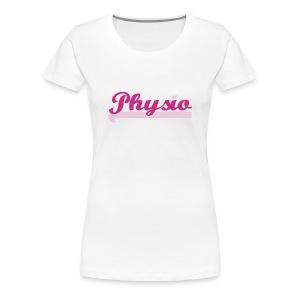 Physiotherapie Sport - Frauen Premium T-Shirt