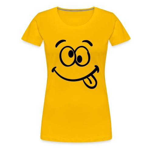 Crazy Tee - Women's Premium T-Shirt