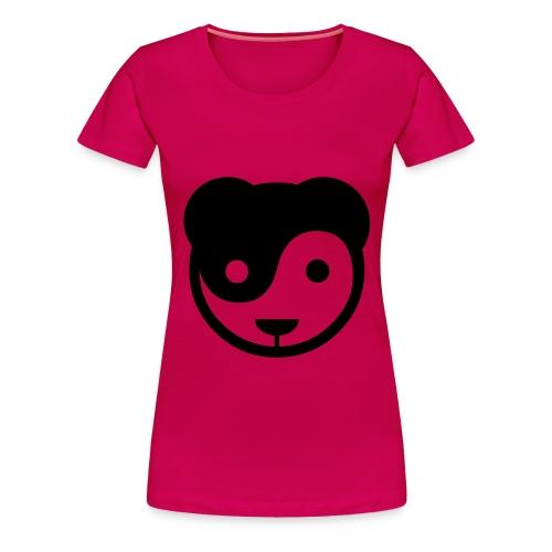 YING YANG - Camiseta premium mujer