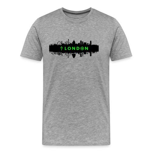 London Enlightened (light) - Men's Premium T-Shirt