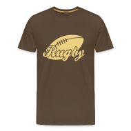 Tee shirts ~ T-shirt Premium Homme ~ T shirt homme rugby