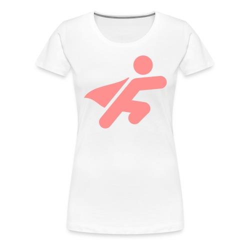 ''SuperGirl'' Meiden T-shirt - Vrouwen Premium T-shirt