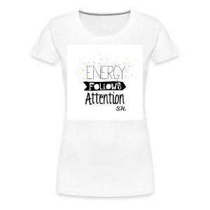 Energy - Frauen Premium T-Shirt