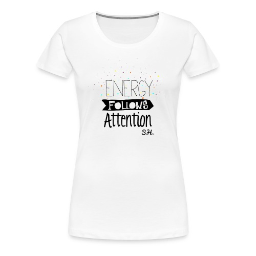 Energy - Frauen Premium T-Shirt