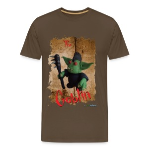 The Goblin - Men's Premium T-Shirt