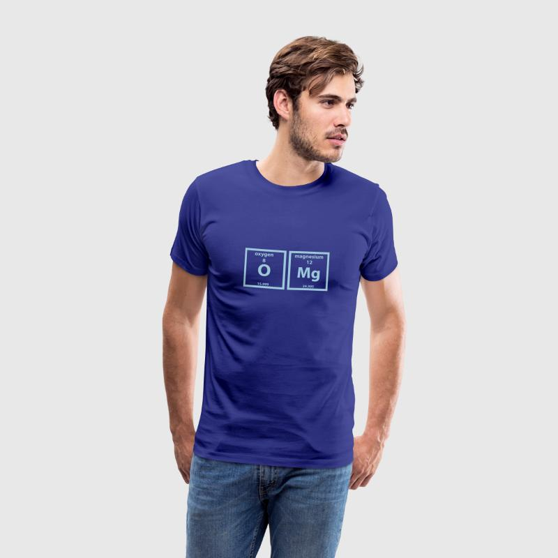 Oh My God.. Science! T-shirts - Mannen Premium T-shirt