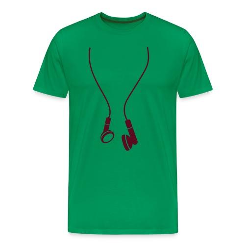Kopförer - Männer Premium T-Shirt