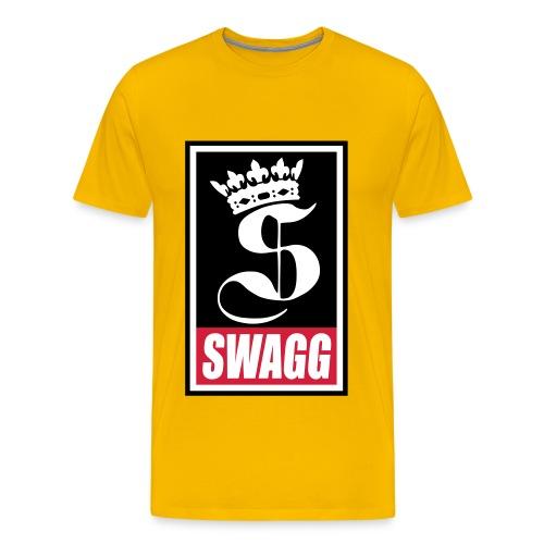 T shirt SWAGG - T-shirt Premium Homme