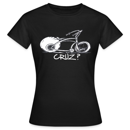 THE BIKE - T-shirt Femme