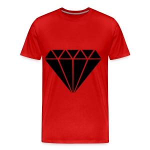 Diamond T-Shirt Boys. - Mannen Premium T-shirt