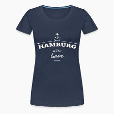 From Hamburg with love T-Shirts