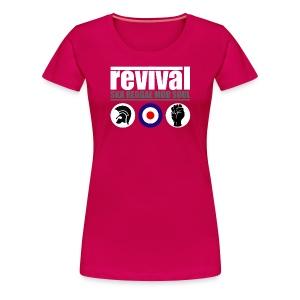 Womens Revival T Shirt - Women's Premium T-Shirt