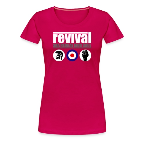Womens Revival T Shirt - Women's Premium T-Shirt