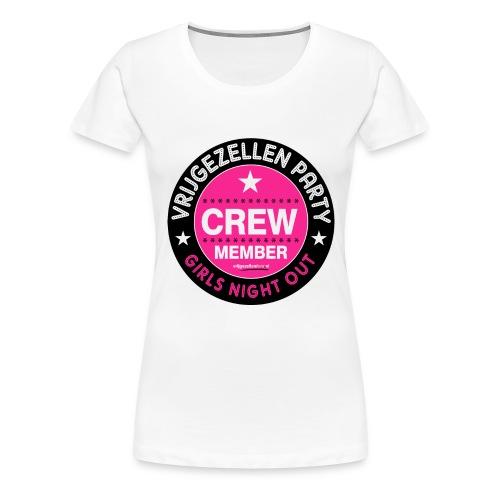 Vrijgezellen Party Shirt (Vrouw_ - Vrouwen Premium T-shirt