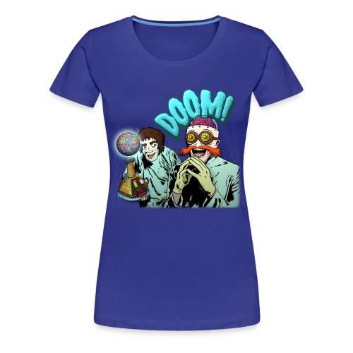 Dr. Deadstar's Doomsday Device - Women's - Women's Premium T-Shirt